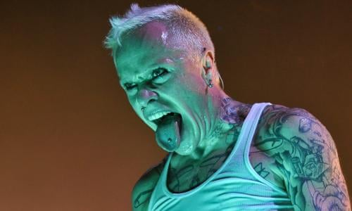 Keith Flint: Prodigy vocalist dies aged 49   Music   The Guardian