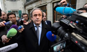 Michel Platini has been taken for questioning by France's Parquet National Financier, which is responsible for law enforcement against serious financial crime.