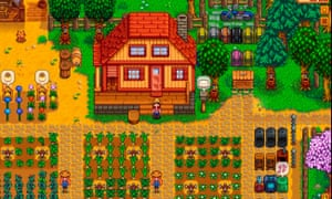 A gentle life … Stardew Valley.