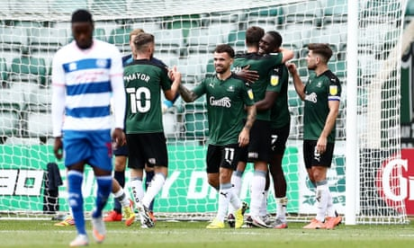 Carabao Cup first round: Plymouth stun QPR as Derby edge past Barrow