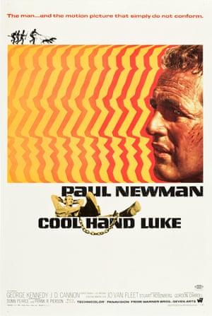 Cool Hand Luke, 1967.