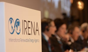 Rapid switch to renewable energy can put paris climate goals within the sixth international renewable energy agency assembly takes place in abu dhabi from 15 22 malvernweather Choice Image