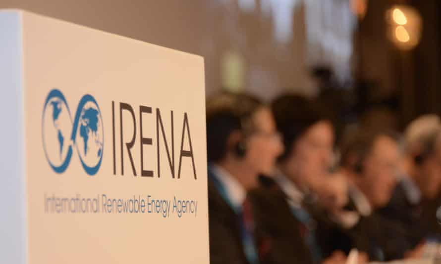 The sixth International Renewable Energy Agency assembly takes place in Abu Dhabi from 15-22 January
