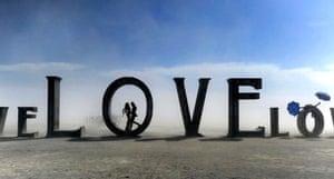 Love sculptures