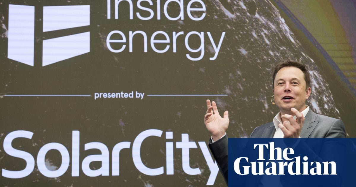 Elon Musk defends SolarCity deal against shareholder lawsuit