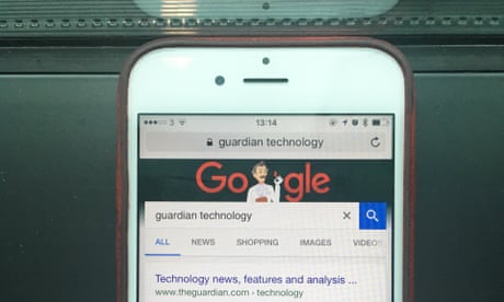 Mobile web browsing overtakes desktop for the first time