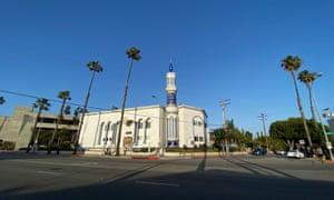 A mosque in Southern California.