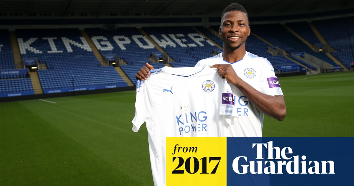 9cccb301a Kelechi Iheanacho joins Leicester from Manchester City in £25m deal ...