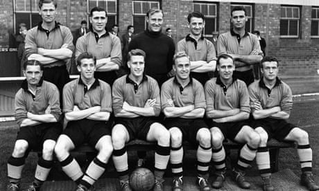 My favourite game: wonderful Wolves put nine past Cardiff in 1955 | Chris Corrigan