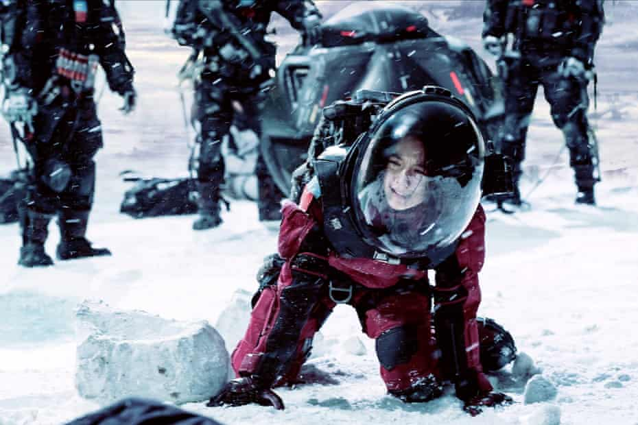 Chinese film The Wandering Earth