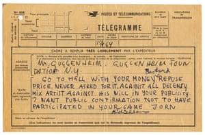 Jorn telegram