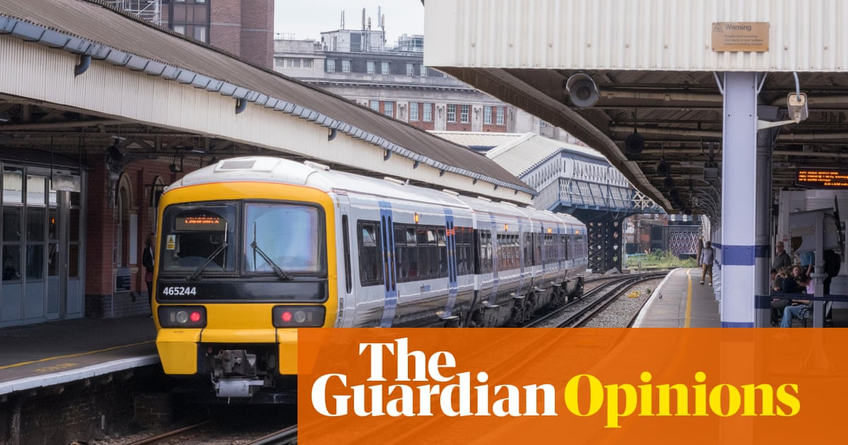 The rail franchise system is so confusing, no wonder Southeastern mislaid £25m