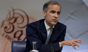 Mark Carney, the Bank of England's governor, has restarted QE to counter the economic downturn caused by the vote to leave the EU.