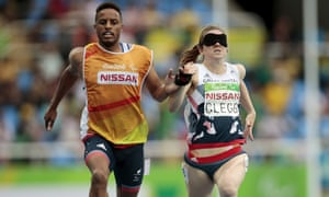 Libby Clegg will be hoping to recreate her 100m and 200m golds from Rio 2016 in Doha, just seven months after giving birth by emergency caesarean section.