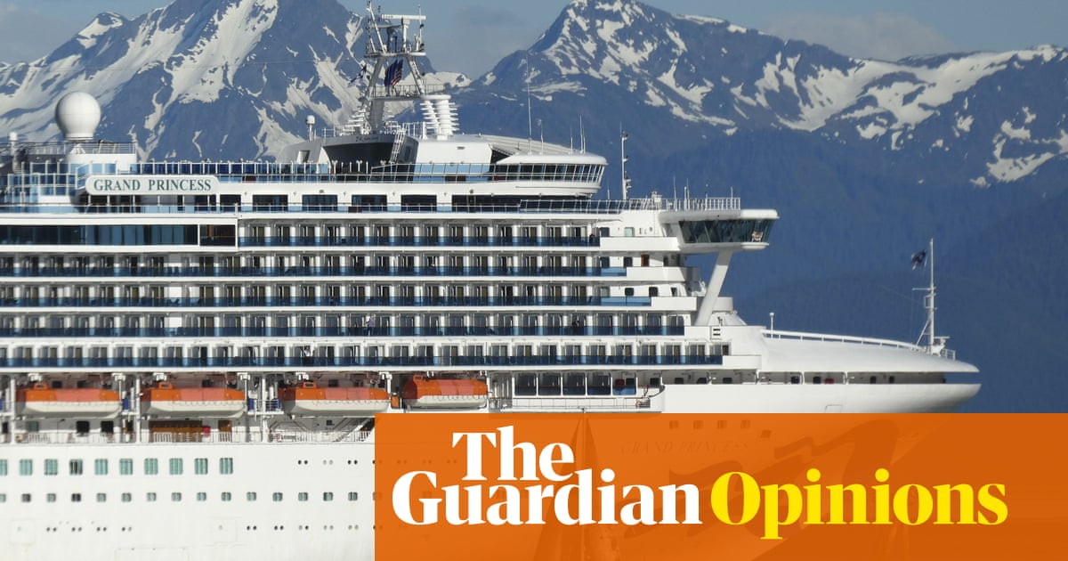 Cruise ships are back. And it's a catastrophe for the environment