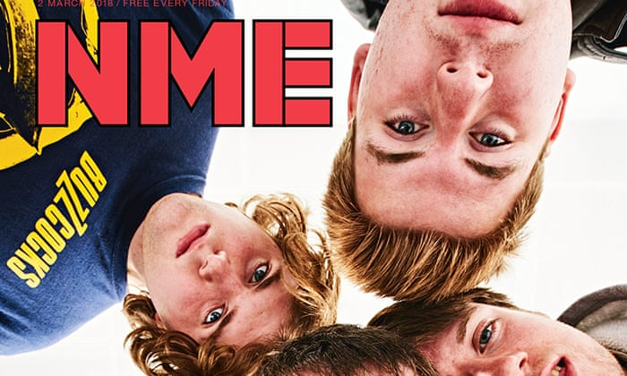 NME to close print edition after 66 years | Music | The Guardian