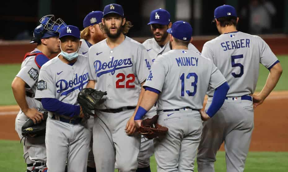 The World Series champion Los Angeles Dodgers are the team to beat in MLB this season