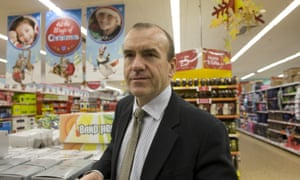 Sir Terry Leahy made Tesco a global player, but even he took his eye off the ball in the end.