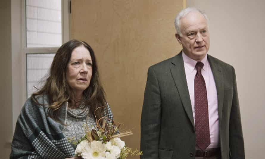 Ann Dowd and Reed Birney