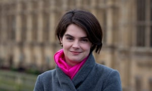Chloe Smith in 2012.