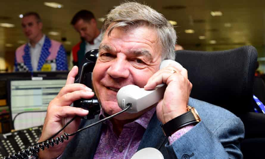 Sam Allardyce has never been relegated from the Premier League and has been hired to keep 19th-placed West Bromwich Albion in the top flight.