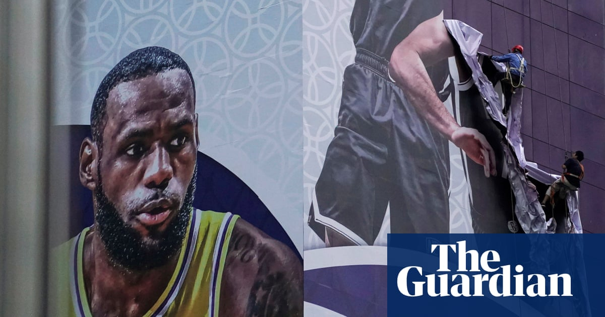 How the NBA's rift with China laid bare the cost of free speech