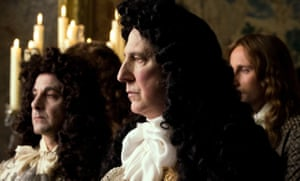 Stanley Tucci and Alan Rickman in A Little Chaos