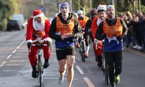Kevin Sinfield, seventh marathon