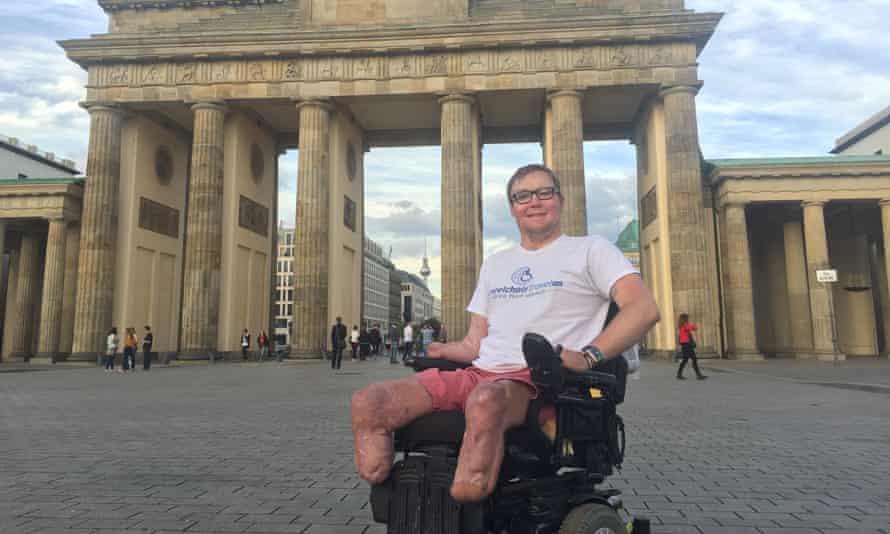 John Morris in Berlin
