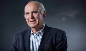 Sir Vince Cable says Icelandic bank collapse in 2008 should have been a warning to councils.