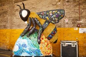 Shellbee by Lauren Mullarkey and the Seashell Trust