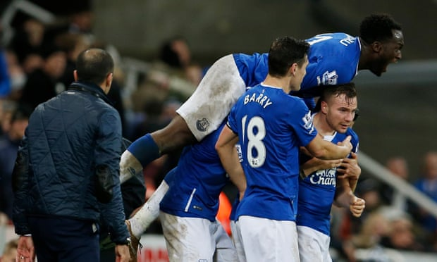 Video: Newcastle United vs Everton