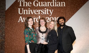 Marketing and comms campaign award winner: University of London. The University of London's Leading Women campaign celebrated female leaders and education pioneers