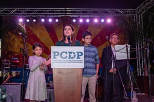 Regina Romero was elected mayor of Tucson, Arizona, in November 2019 after campaigning on a climate crisis platform.