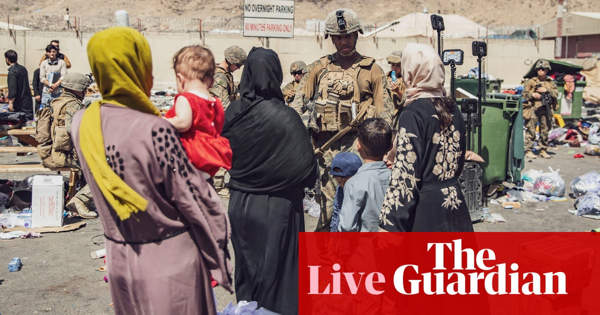 Afghanistan live news: US embassy warns of 'specific, credible threat' at Kabul airport as Biden says terror attack 'highly likely in next 24-36 hours'