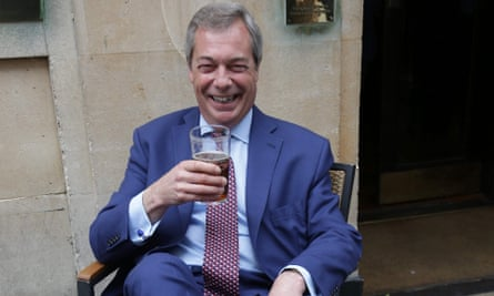 """Murray suggests that if Muslim immigrants 'really wanted to be British they would go out and """"drink lukewarm beer like everybody else"""". Be more Nigel Farage, or else.'"""