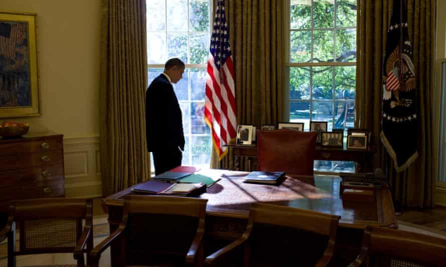 Barack Obama ion 20 October 2009