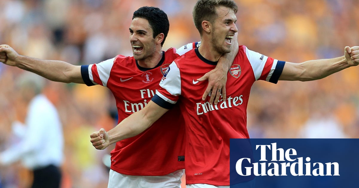 Mikel Arteta needs FA Cup glory to launch Arsenals bid for the stars