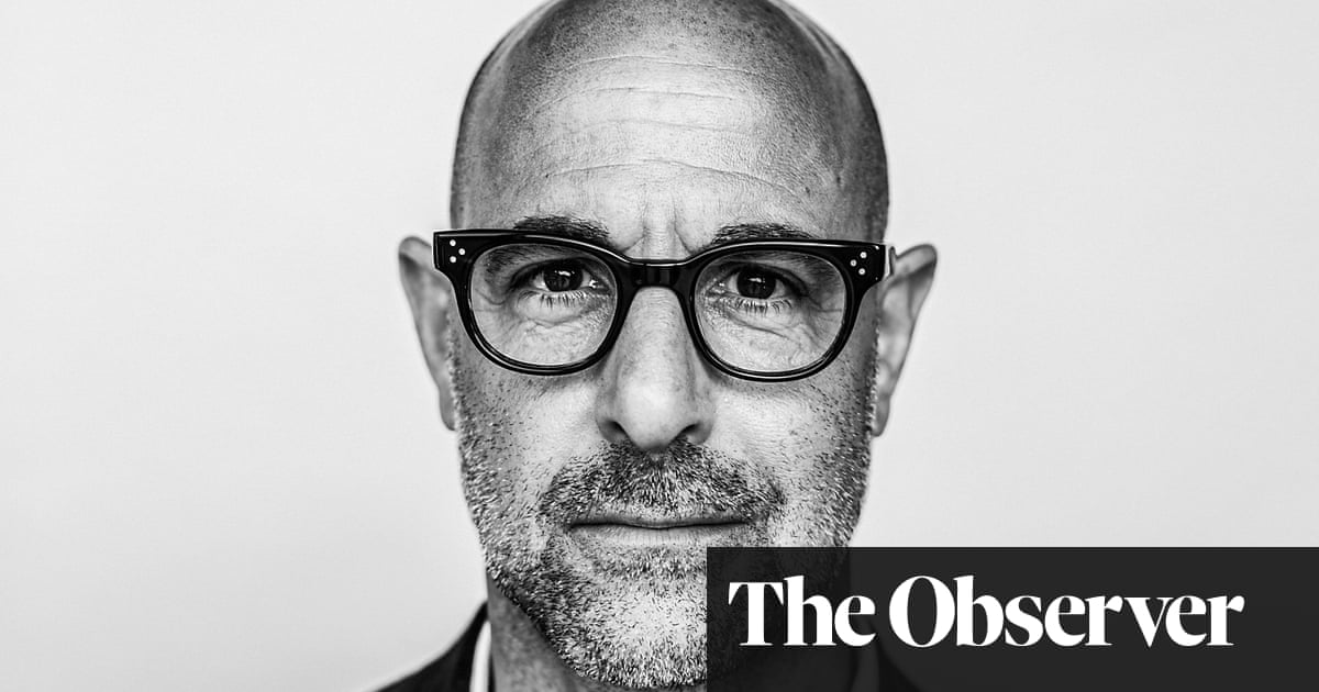 Taste: My Life Through Food by Stanley Tucci review – eat, drink, swoon
