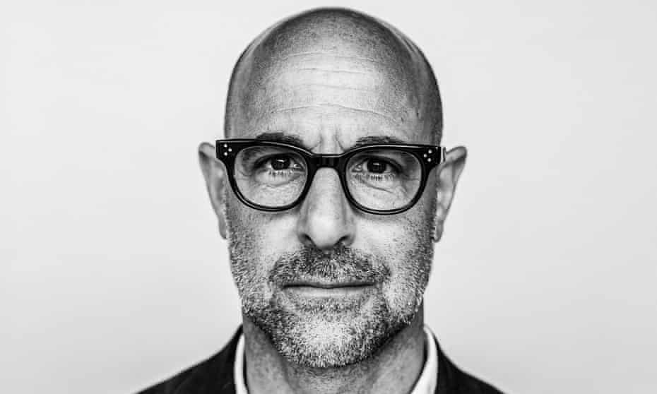Stanley Tucci: 'Light and moderately ironic'