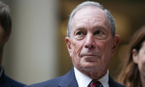 'Bloomberg can have a fundraising breakfast with himself,' said Bob Shrum, a Democratic strategist.
