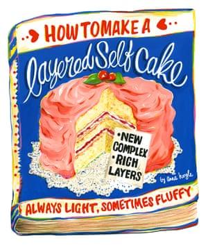 How To Make a Layered Self Cake