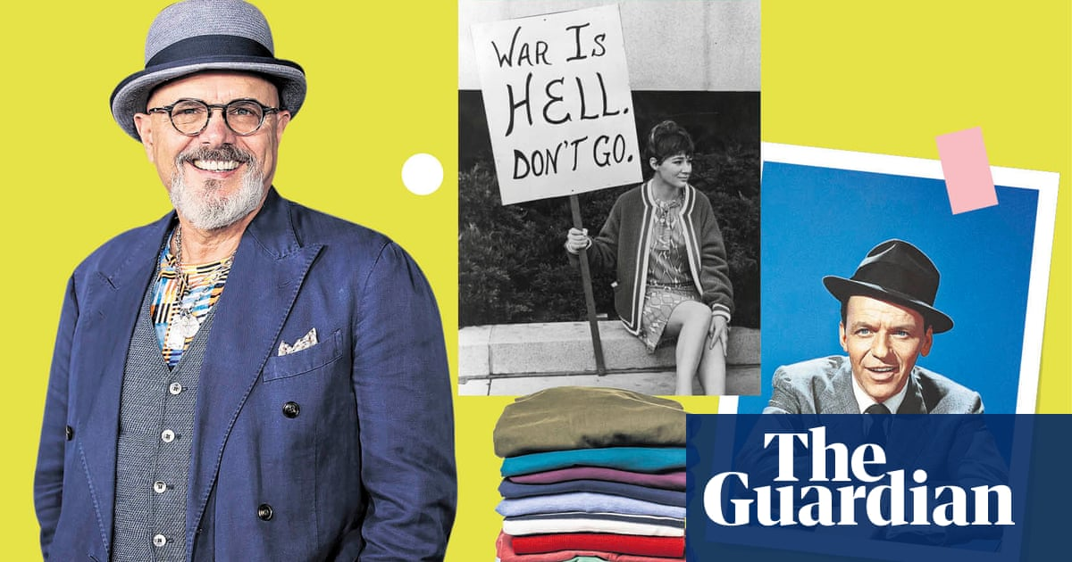 Joe Pantoliano: 'I saw acting as a way of making a living out of lying'
