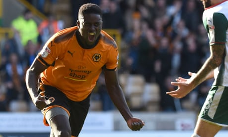 Football League: Alfred N'Diaye winner sees Wolves keep pace at summit