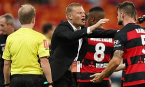 Josep Gombau had an ill-fated spell with Western Sydney Wanderers after his stint at Adelaide United.