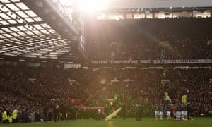 Manchester United have moved to reassure fans that they will be compensated if the club cannot complete the season or has to play behind closed doors.