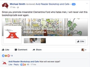 Avid reader post