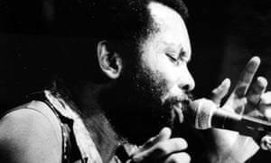 'The vibe was really nice, pure vibes' … Roy Ayers in 1976.