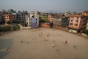 Football's broken dreams: the African teenagers sold a