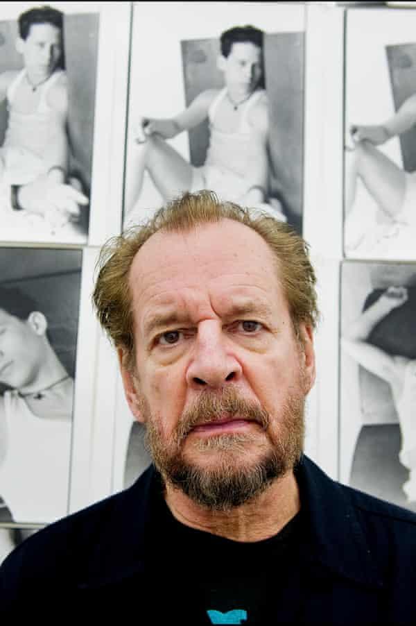 Larry Clark, director of Kids